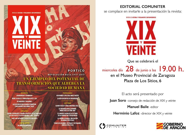 XIX Y VEINTE