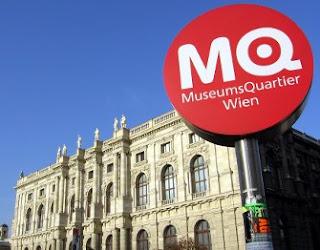 Exterior MuseumsQuartier