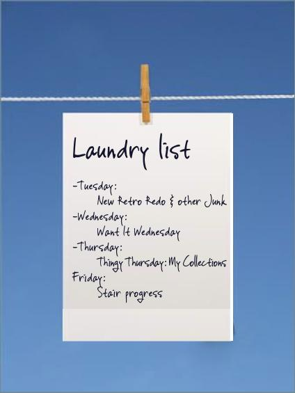 Consider It All Joy The Laundry List