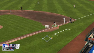 Screenshots of the R.B.I. baseball 2015 for Android tablet, phone.