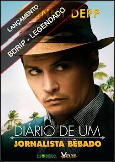 Filme O Diário de Um Jornalista Bêbado