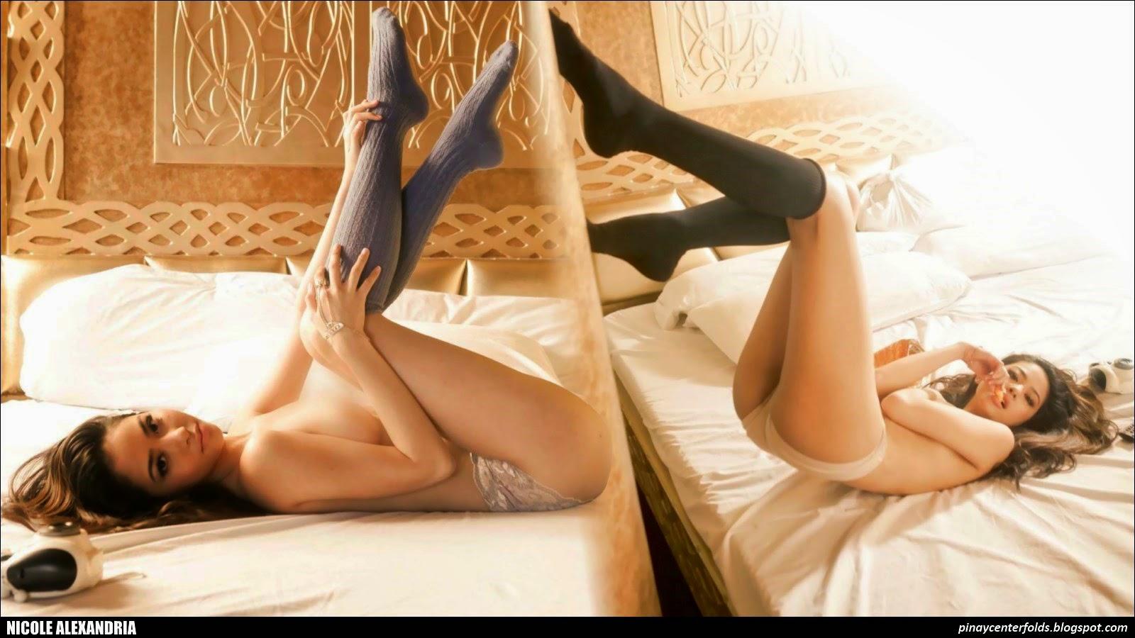Nicole Alexandria In FHM 2