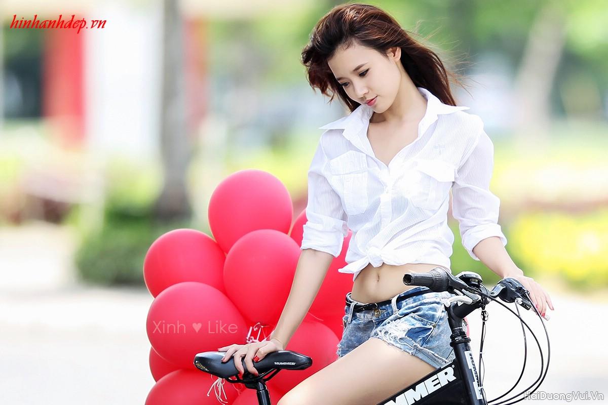 ảnh girl xinh hot girl midu 11