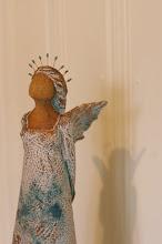 skulpturer av Elisabeth Helvin