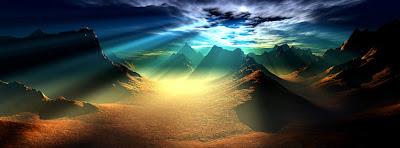 Capas para Facebook Natureza Montanhas