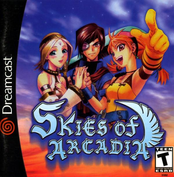 SKIES OF ARCADIA (NTSC-E)(SELFBOOT)(99M) Arcadia_DreamcastBrasil
