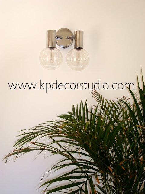 comprar aplique retro para decoracion de pared en salon o recibidor