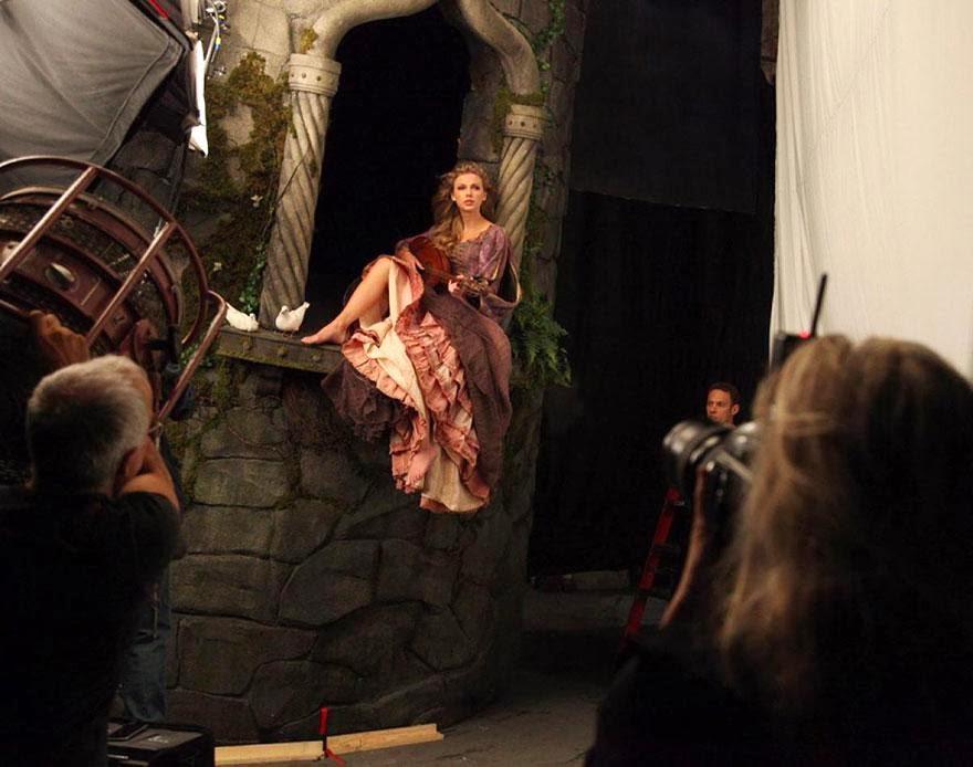Annie Leibovitz Photography Disney