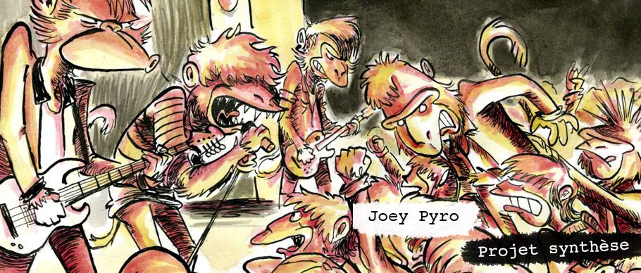 Joey Pyro
