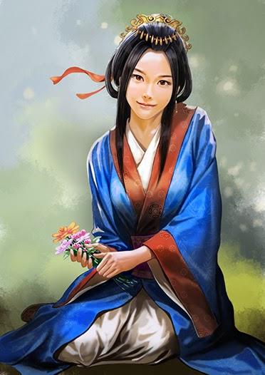แฮหัวซือ (Xiahou Shi,夏侯氏)