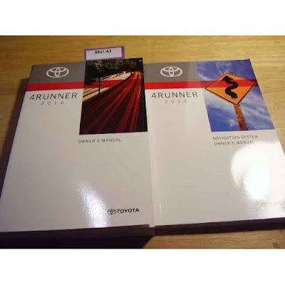 2010 Toyota 4runner Review & Owners Manual