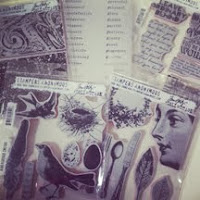 Tim Holtz Stamps