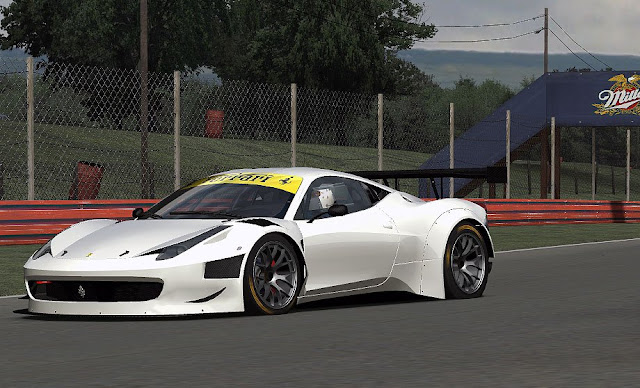 Ferrari 458 Italia GT3 2011 en rFactor