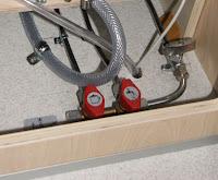 llaves corte gas Instalaciones de gas en vehículos