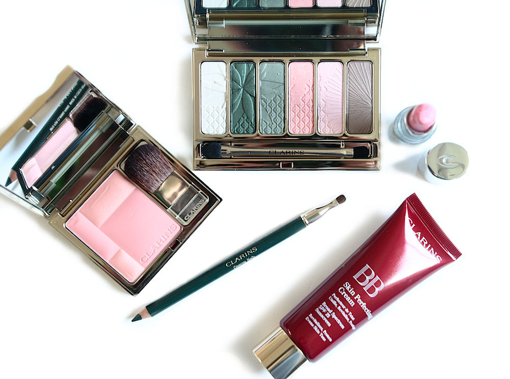clarins collection maquillage printemps 2015 palete garden escape avis test swatches