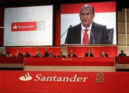 El Banco Santander le planta cara a la crisis