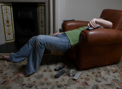Mature+man+reclining+in+chair+with+tv+remote Congressional Hispanic Caucus Immigration Principles Include Same Sex ...