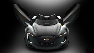 Chevrolet Mi Ray wallpaper