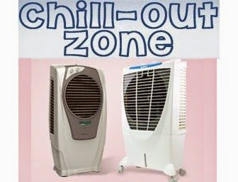 CHILL OUT ZONE- Buy Bajaj, Havels, Symphony, Khaitan, Kenstar, Crompton, Orient Air Cooler, Airconditioner, Fans and Much more at Best Price at Shopclues.