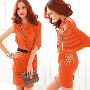 Pakaian Wanita Mini Dress