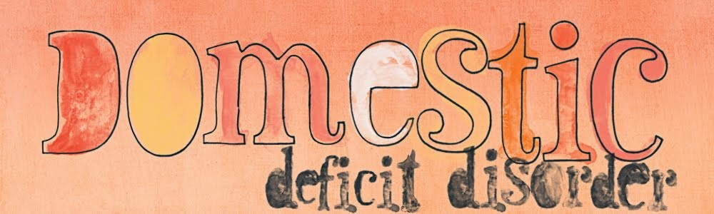 Domestic Deficit Disorder