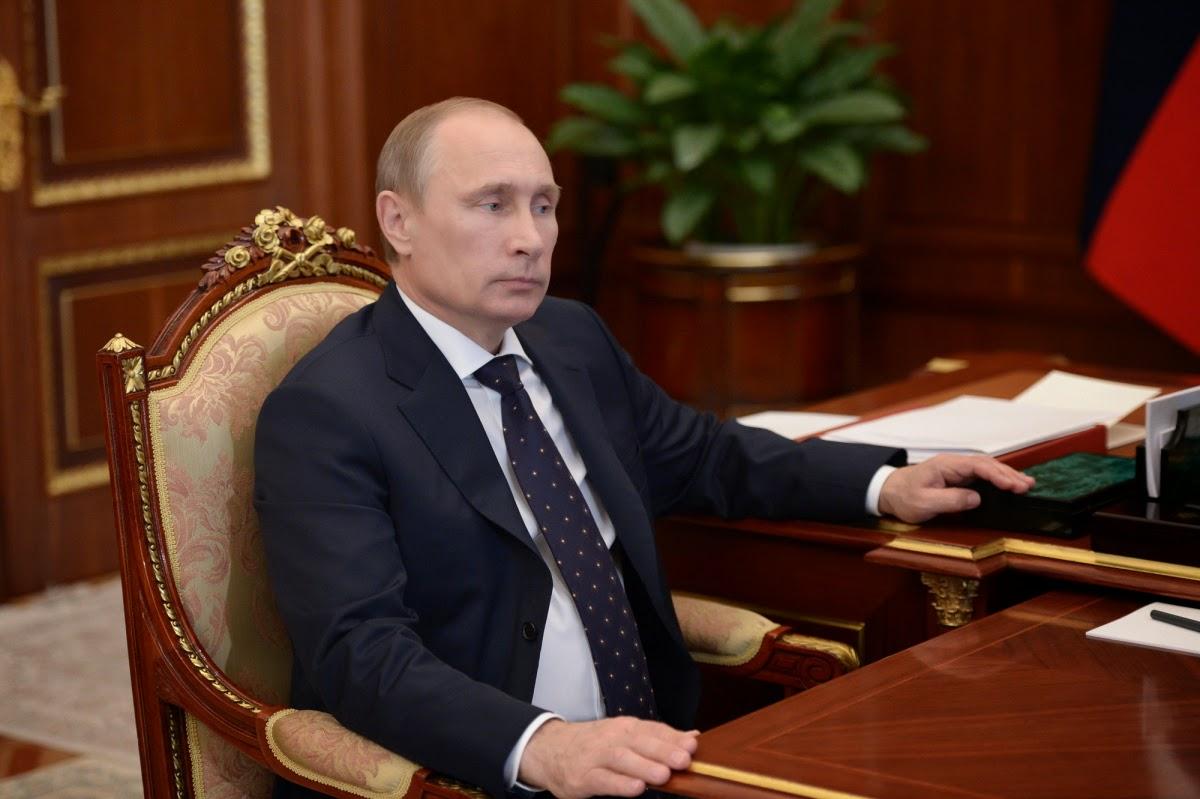 Seemorerocks: Vladimir Putin