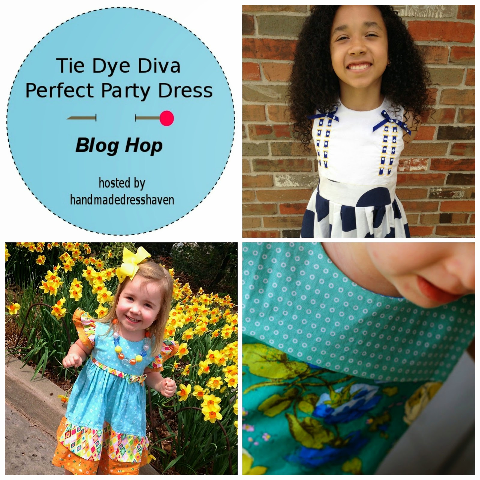 perfect party dress pattern