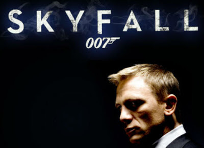 Skyfall Bond 007 review creative