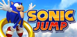 Sonic Jump HD apk