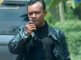 polisi preman untuk ujian nasional