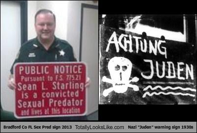 Sexual predator warning signs