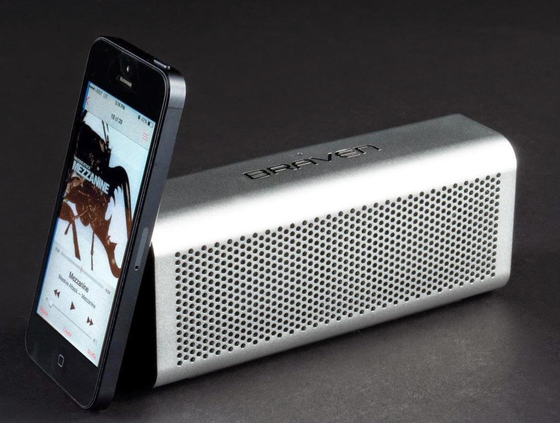 Braven wireless speaker