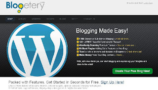 Blogetery - Free Wordpress