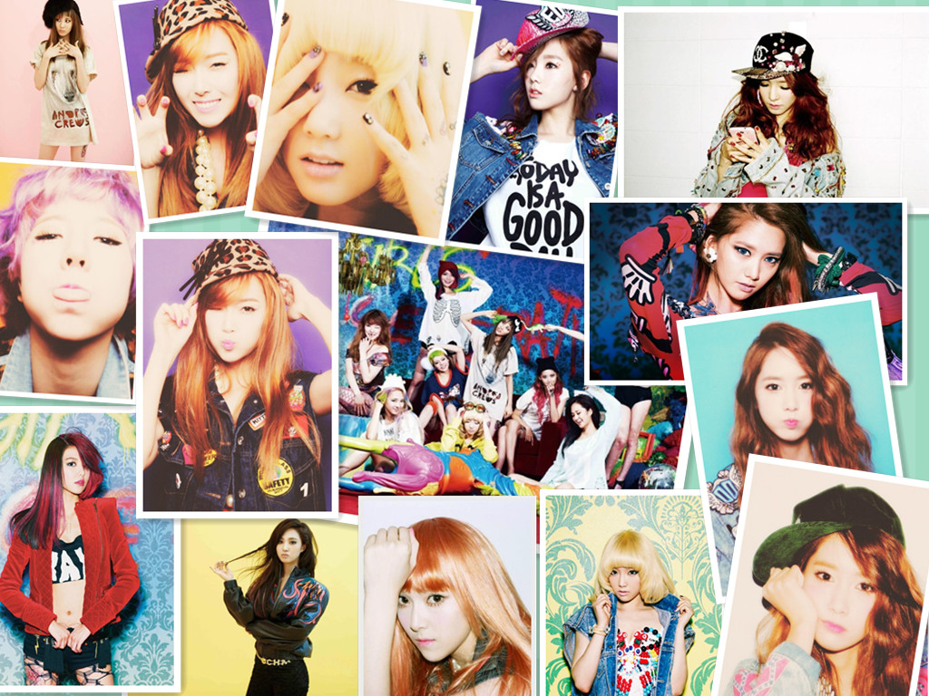 SNSD and kpop