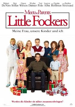 Gặp Gỡ Thông Gia 3: Little Fockers - Little Fockers 2010 (2010) Poster