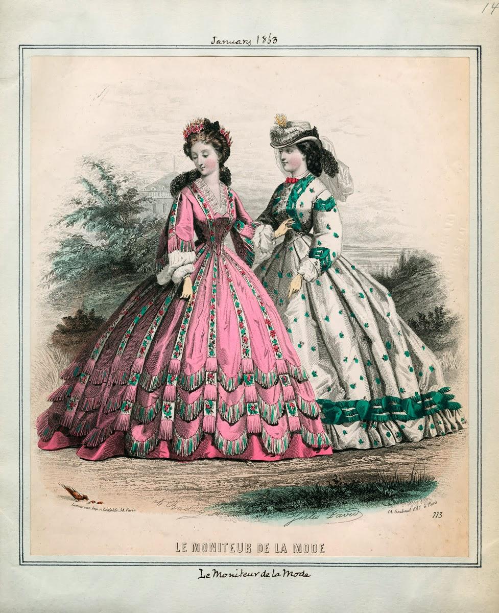 19th century victorian fashion 64