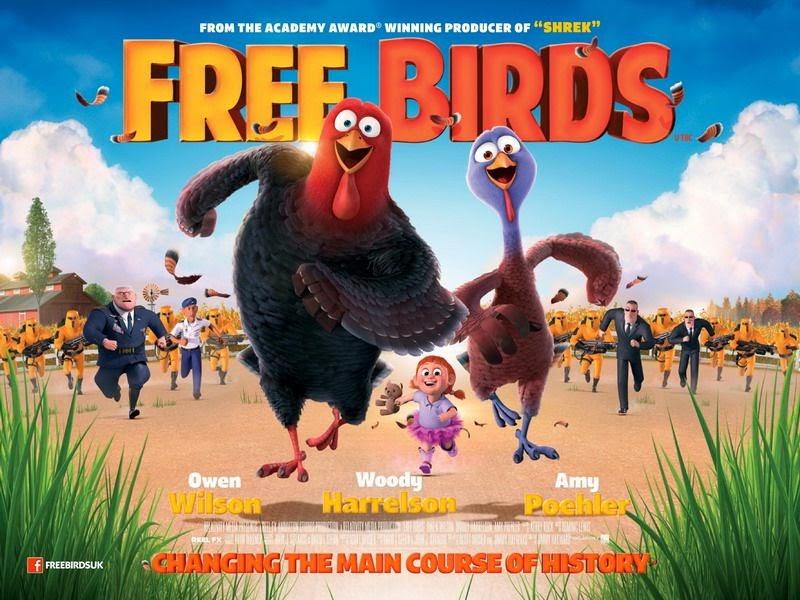 ดูการ์ตูน เกรียนไก่ ซ่าส์ทะลุมิติ Free Birds