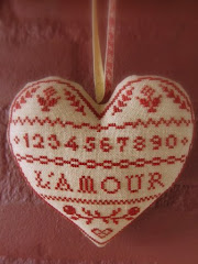 Heart Sampler L'Amour