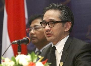 Marty Natalegawa Mentri Luar Negeri Indonesia