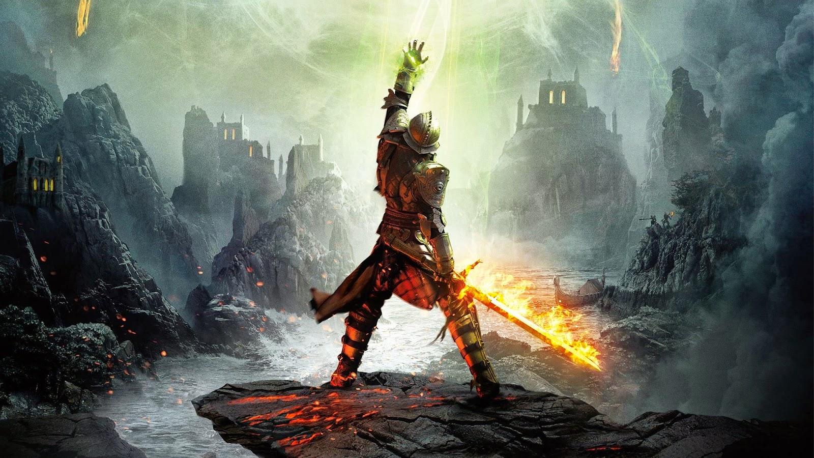 Dragon Age Inquisition, próximos lanzamientos