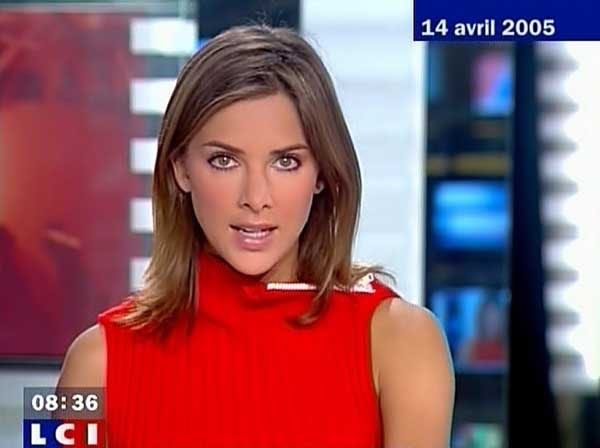 nude newscasters ... born in Grenoble (France), brings you all the news with