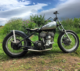 "Indian 57cu"" Stroker Scout"