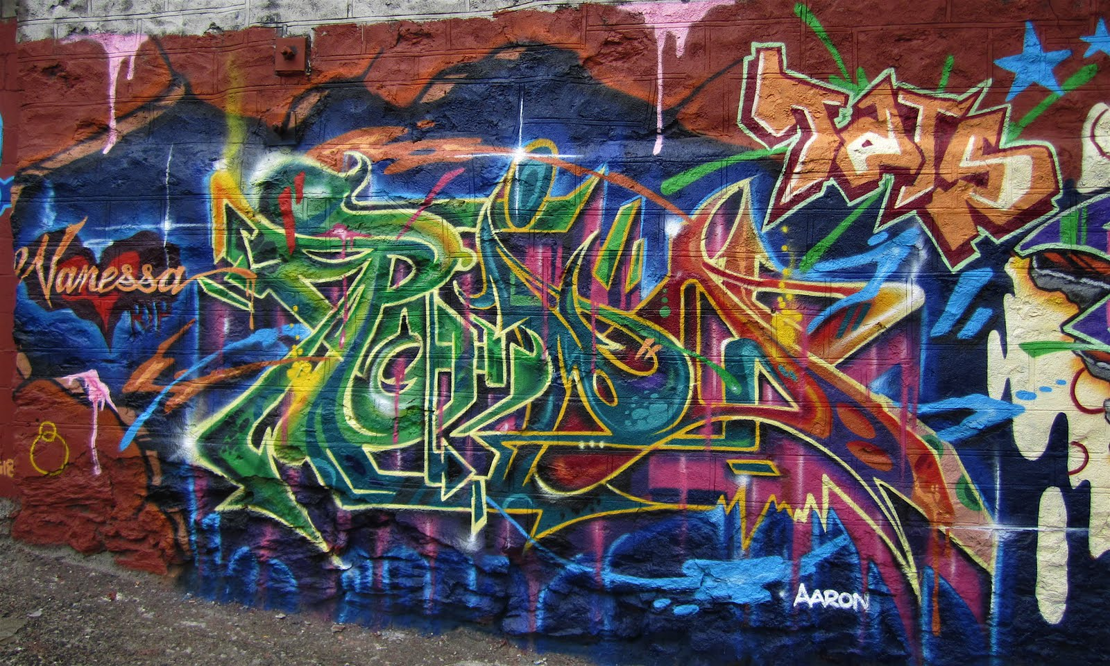 Tats cru may 2011 for Big pun mural bronx