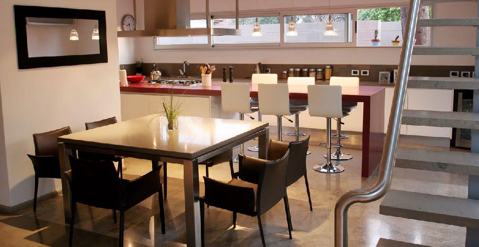 Apartamentos amoblados en medellin for Sillas para comedor diario