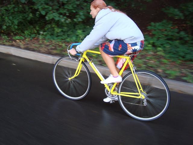 велосипед спорт хвз