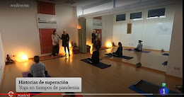 RTVE España Directo con YogaMontecarmelo