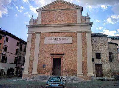 Tolentino - Chiesa di San Fracesco