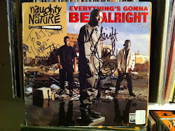 Naughty By Nature Everything's Gonna Be Alright Signed By Treach & Vinnie