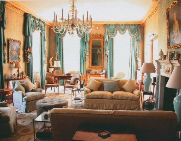 Number One London English Country House Interiors