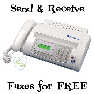 Premium Login: Send and receive FAX from computer for free